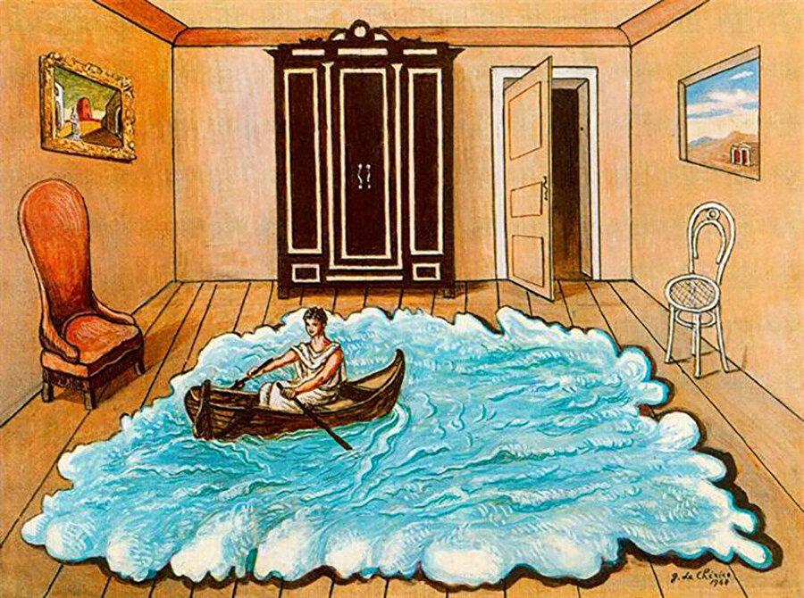 The Return of Ulysses, 1968.