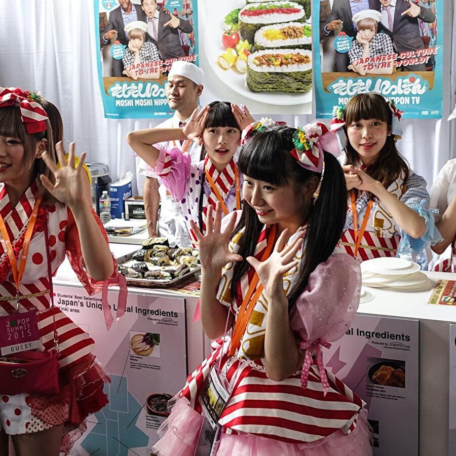 Sevimlilik ve çocuksuluk Japon kültüründe kabul gören ve takdir edilen, çok önemli bir yere sahip.