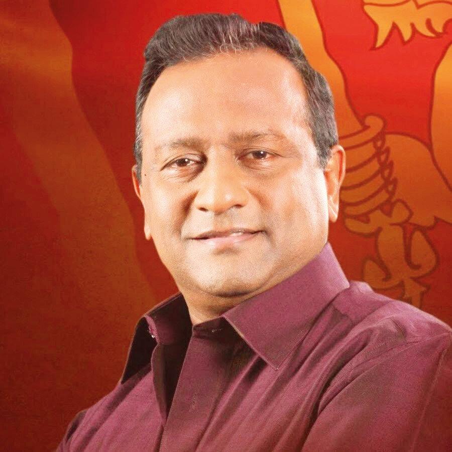 Sri Lanka Kamu Güvenliği Bakanı Sarath Weerasekera