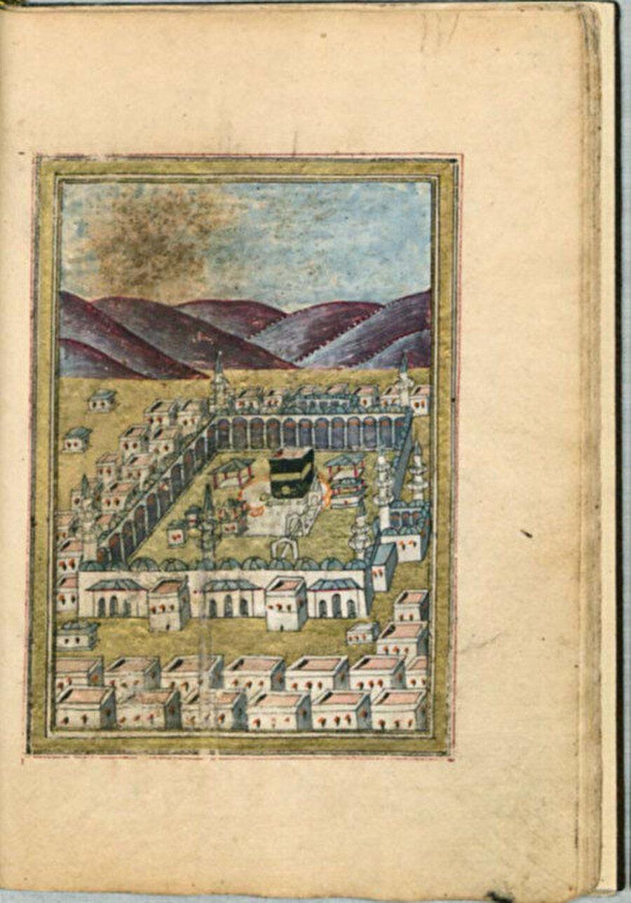 Delâilü'l-Hayrât, 1186 (1772), Sabancı Müzesi, 103-0004
