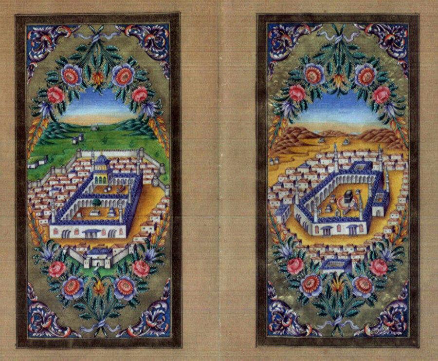 Delâilü'l-Hayrât, 1251 (1835), İstanbul Üniversitesi Nadir Eserler Kütüphanesi, 5559