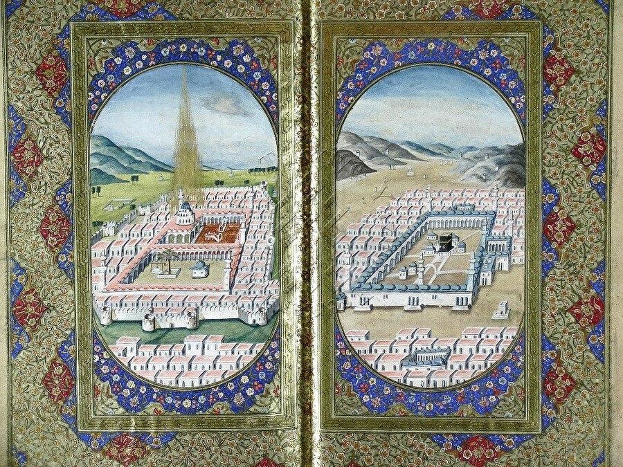 Delâilü'l-Hayrât, 1205 (1790), Süleymaniye Kütüphanesi, Pertevniyal 32