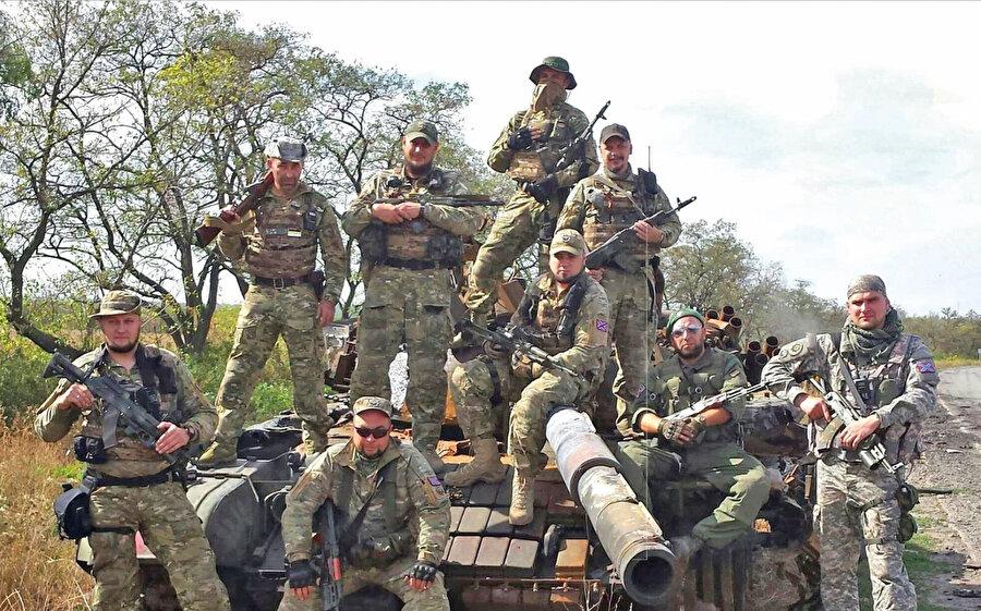 Bölgede Rusya'ya bağlı Wagner grubu en etkin paralı asker organizasyonu. Wagner, Esed rejimine doğrudan destek veriyor ve bunu da gizlemiyor.