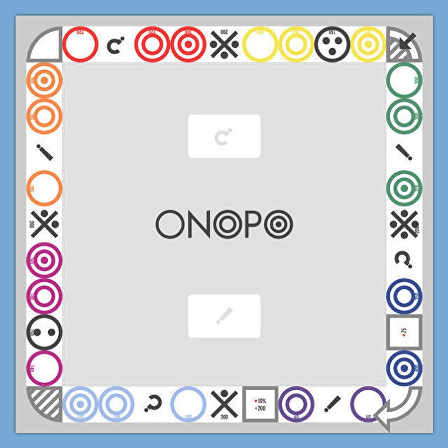 Matthew Hollett tasarımı ONOPO.