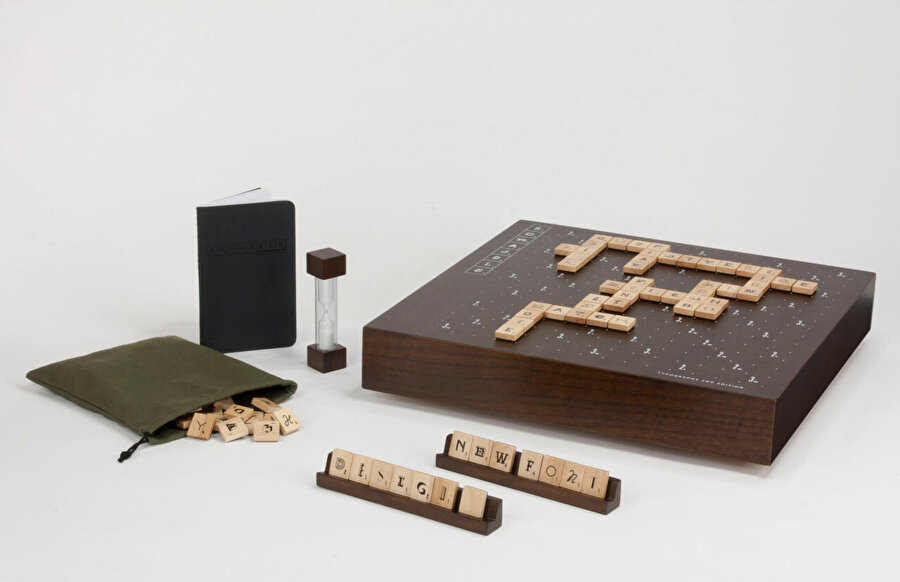 Scrabble Typography Limited Edition 2.