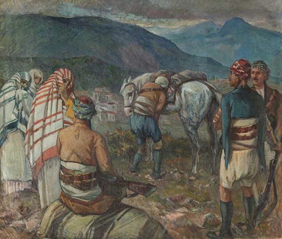 Kurtuluş Savaşında Zeybekler.
