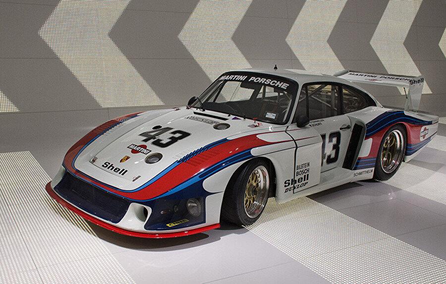 Porsche 935/78 Moby Dick.