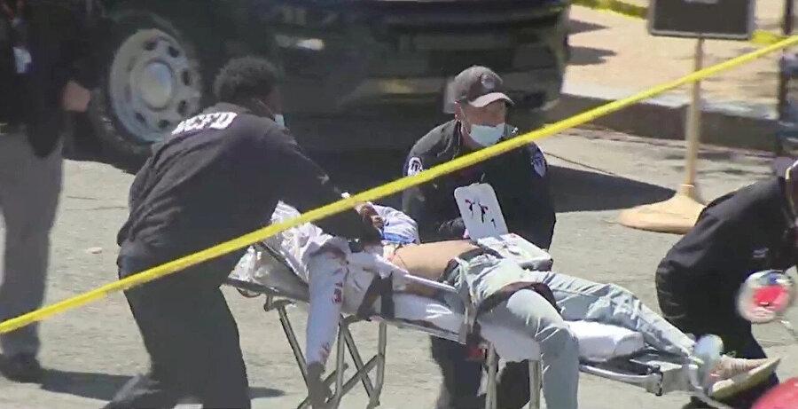 Şüpheli ve bir polis memuru hayatını kaybetti