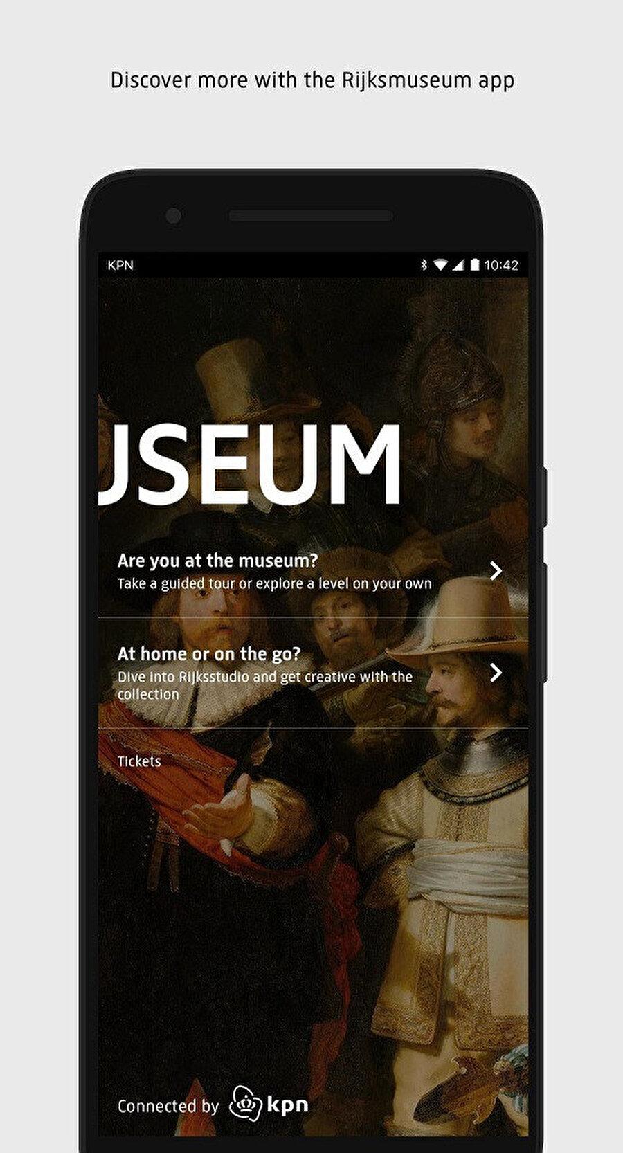 Rijksmuseum App.