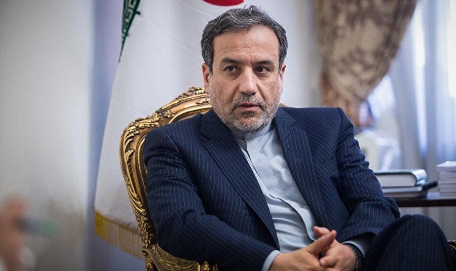Arakçi'nin başında bulunduğu İranlı heyet, Avrupa Birliği (AB), Çin, Fransa, Almanya, Rusya ve İngiltereli üst düzey yetkililerle görüşecek.