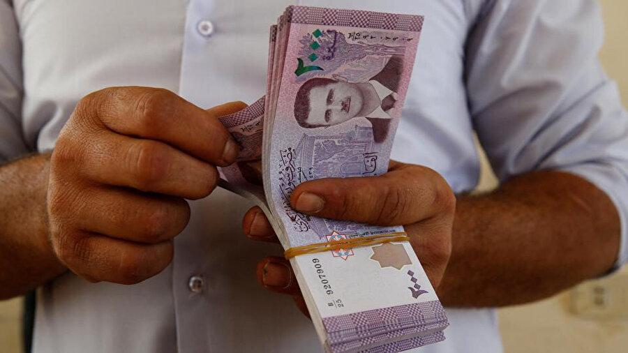 Esed rejimi en son Haziran 2020'de devalüasyona gitmişti.nn