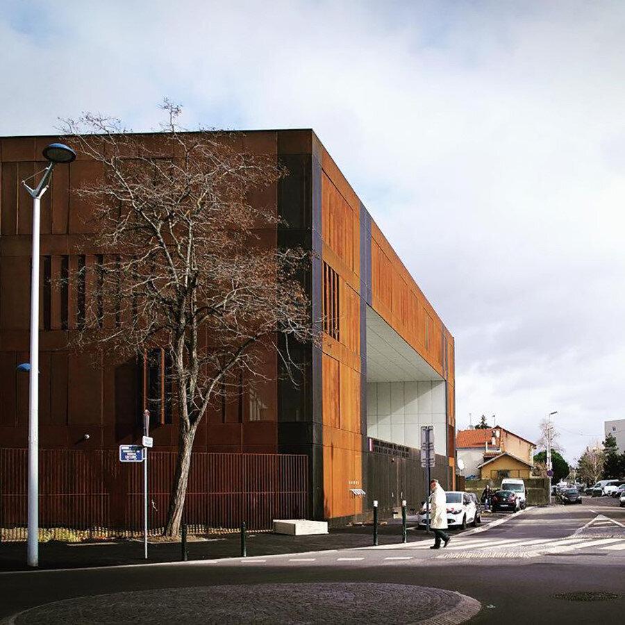 Denetimli Serbestlik Merkezi, sokak ile etkileşime açık olacak şekilde tasarlanıyor.