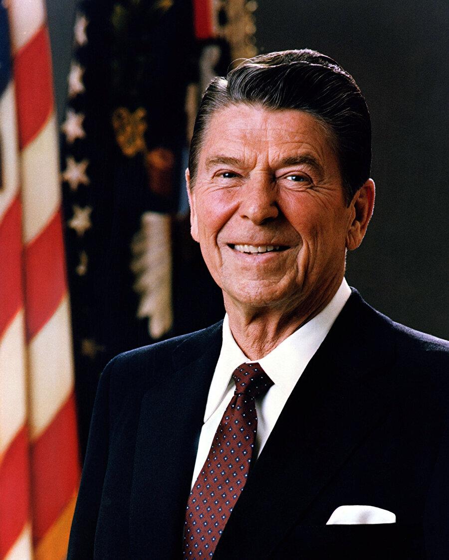 ABD'nin 40. Başkanı Ronald Reagan - Arşiv