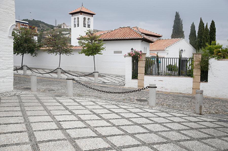 2003 yılında inşa edilen Ulu Cami.