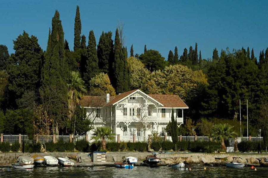 Osman Hamdi Bey Müzesi.