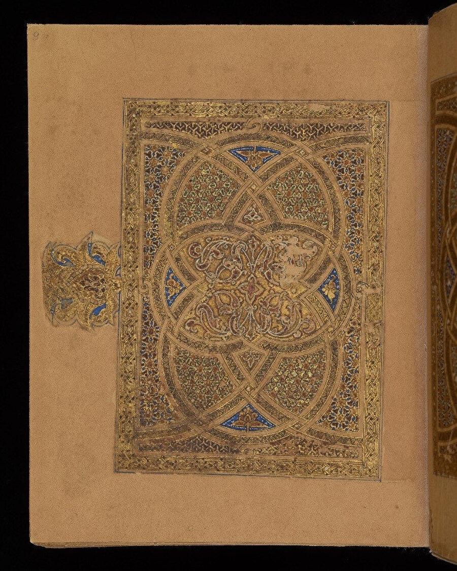 İbnü'l Bevvâb Mushafı, v.9 (Chester Beatty Library, n. 1431)