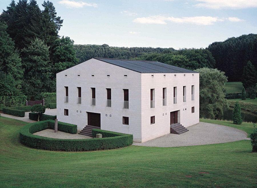 Ungers Ev II: Villa Glashütte.