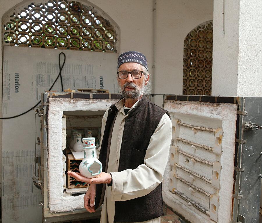 Shuaib Sanchez Granada'daki İspanyol Müslümanların 3. kuşağı olduklarını kaydetti.