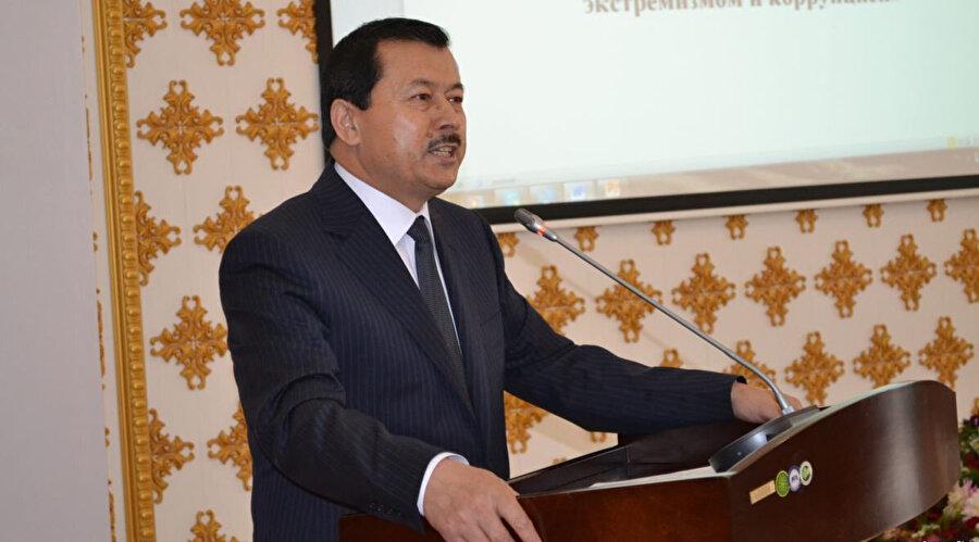 Yatimov: Kırgız ve Tacik topraklarında barış ve istikrarın sağlanması konusunda temel anlaşmalara varıldı.