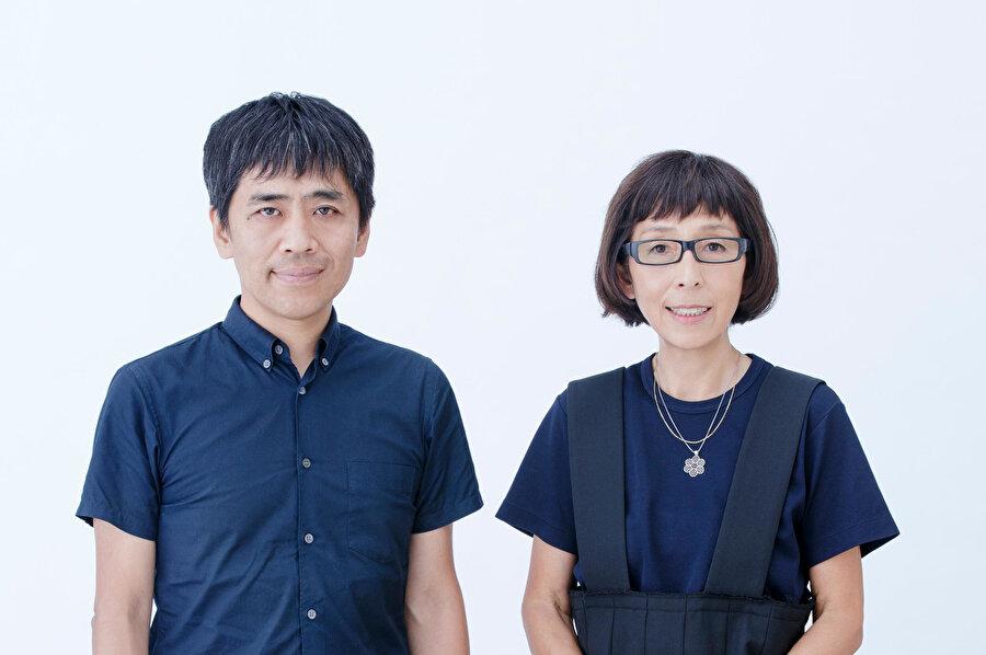 Kazuyo Sejima ve Ryue Nishizawa.