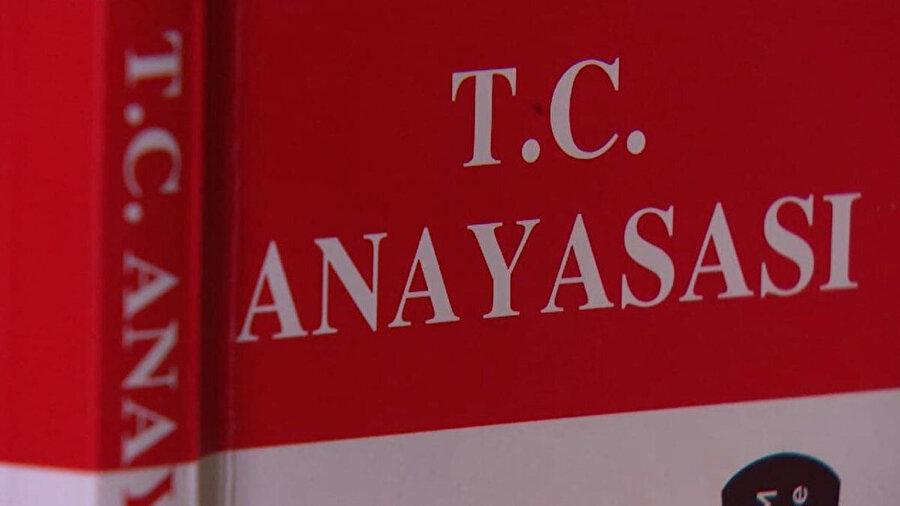 Yeni anayasa önerisi 4 kısım 100 maddeden oluşuyor