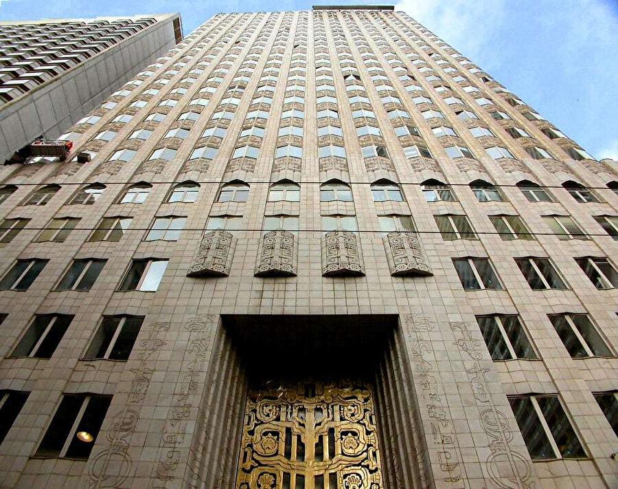 Sutter Binası, San Francisco.