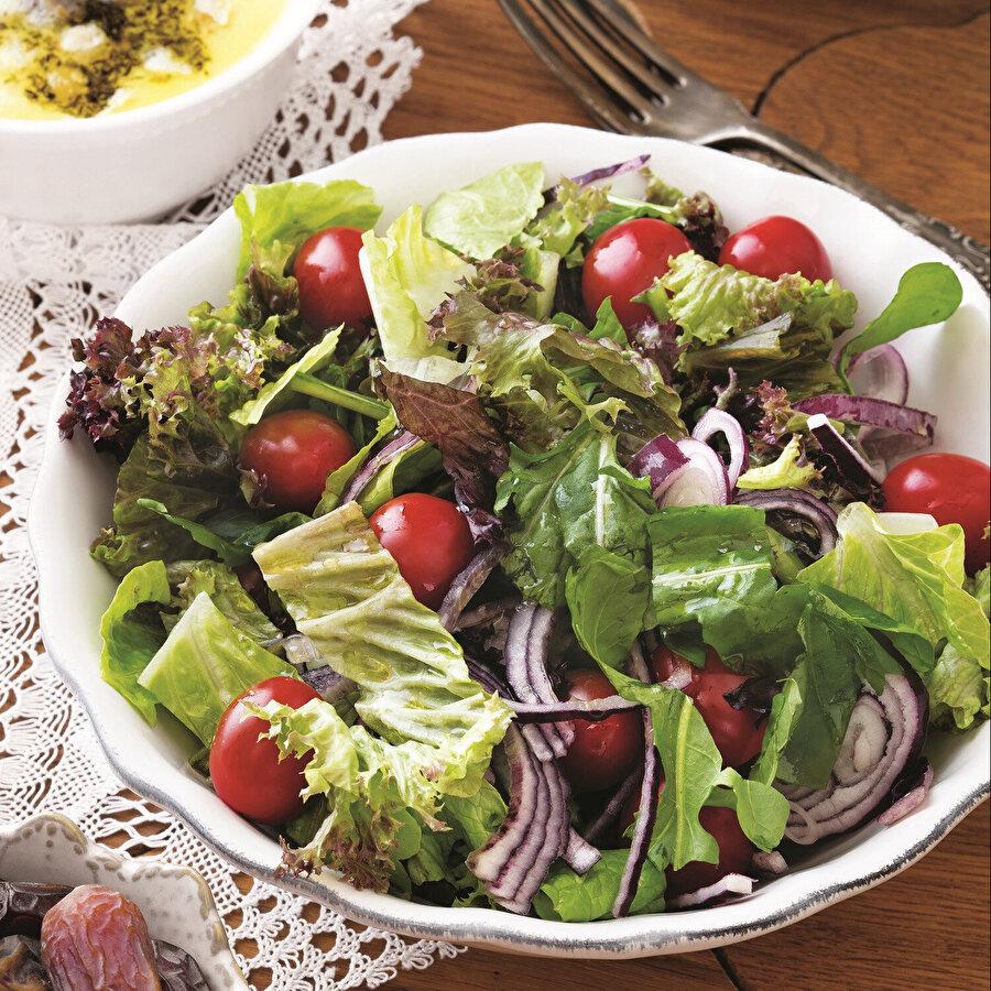 Kıvırcık salata