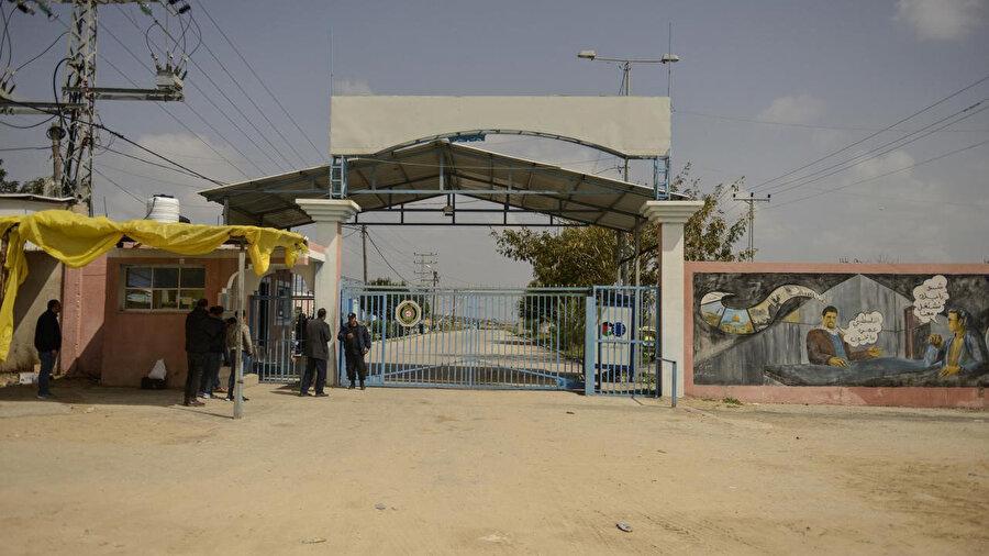 Beyt Hanun Sınır Kapısı.