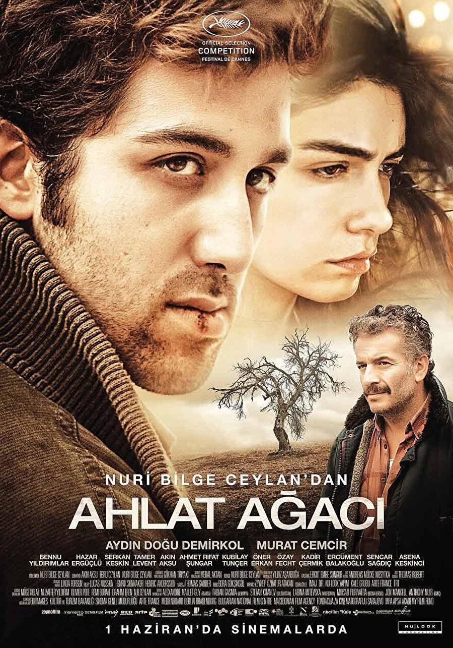 Nuri Bilge Ceylan'ın son filmi Ahlat Ağacı haziran ayında gösterime giriyor.