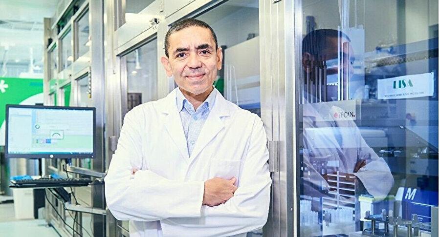 BioNTech aşısını geliştiren Prof. Dr. Uğur Şahin