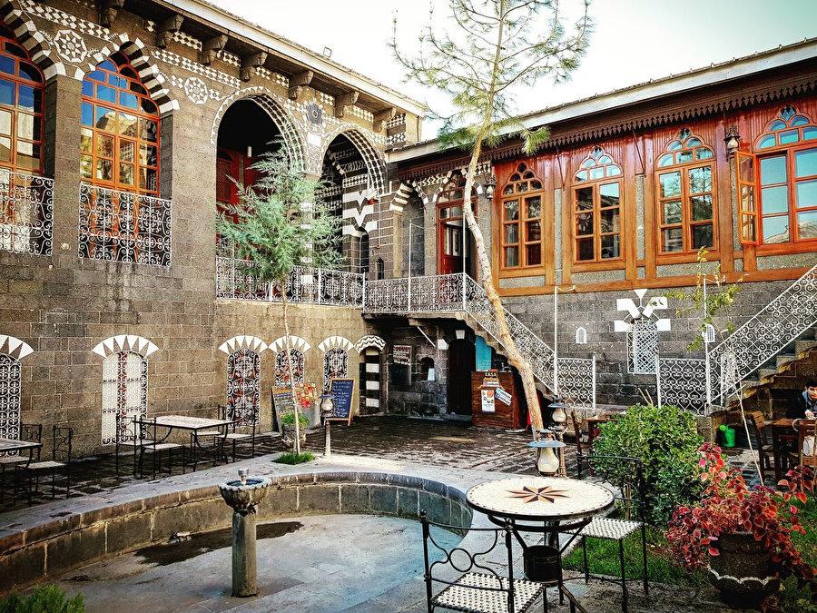 Diyarbakır Kültür Evi.
