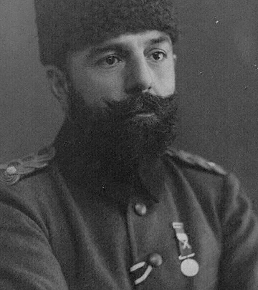 Cemal Paşa.