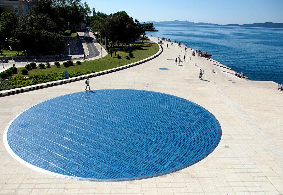 Sea Organs, 2006 yılında Şehir Kamu Alanı için Avrupa Ödülü'nü almaya hak kazanıyor.