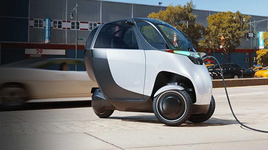 Tasarım, elektrikli araç kullanımının artmasına katkı sağlıyor.