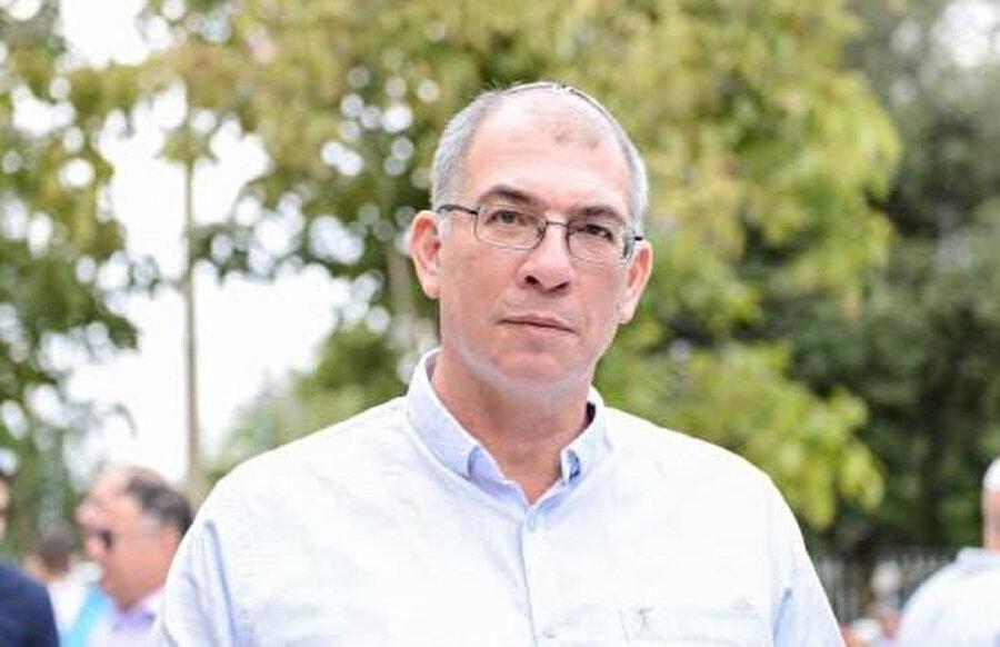 Yair-Lapid koalisyonu için red oyu kullanacağını ifade eden Yamina Partisi Milletvekili Nir Orbach.