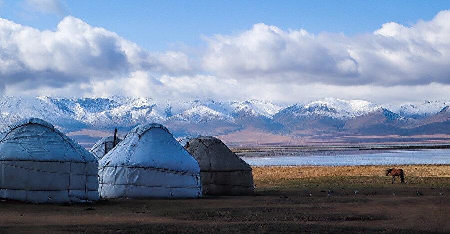 Kırgızistan, Orta Asya'daki bir ülkedir. Kırgızistan, günümüzdeki yedi bağımsız Türk devletlerinden biri olup Türk Keneşi ve TÜRKSOY'un üyesidir.