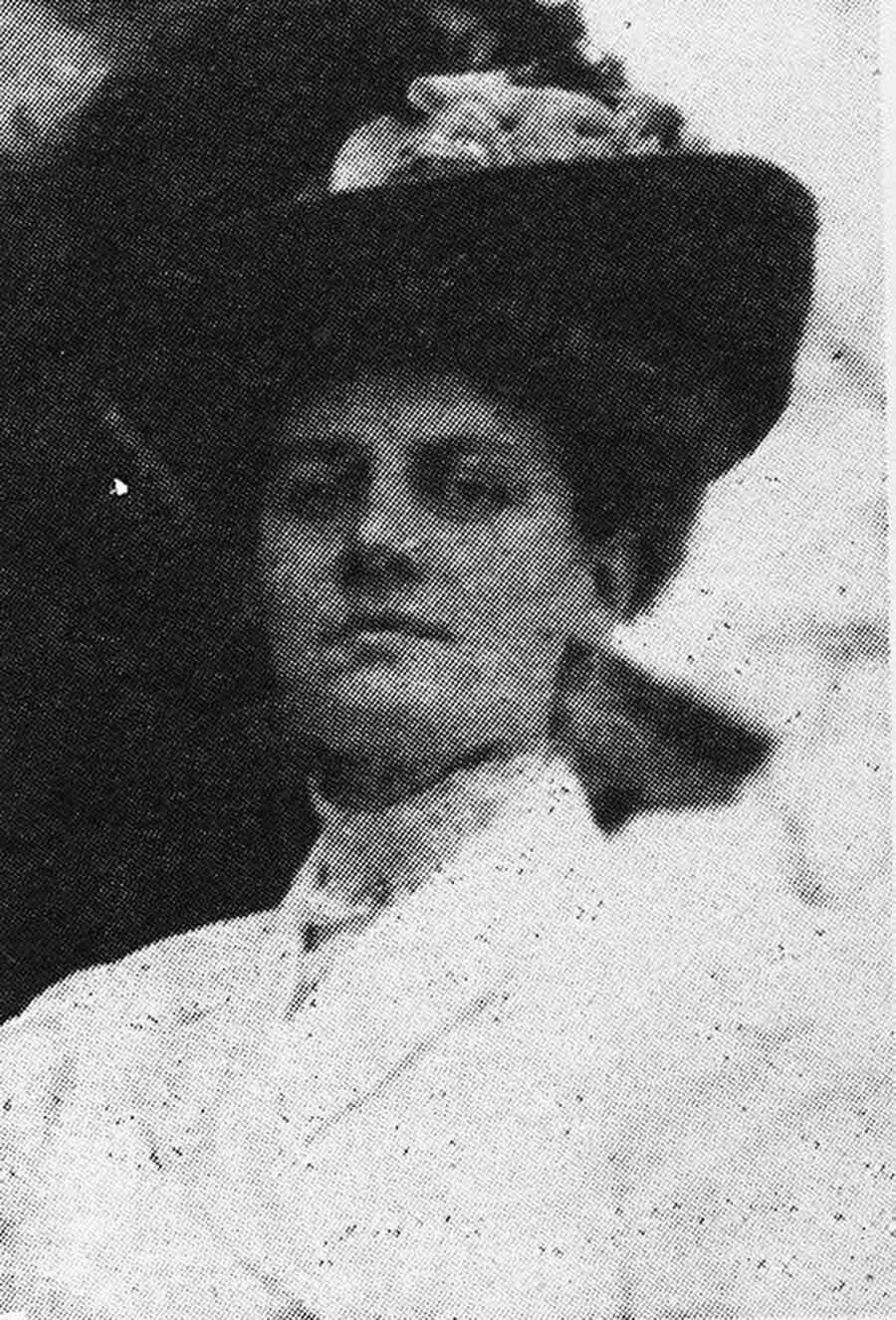 Kazadan bir gün önce son hamam sefası: Mrs. Frederic Oakley, Türk hamamı için bilet alan ve kazadan bir gün önce hamamı kullanan birinci sınıf yolcusu. Aynı zamanda kazadan kurtulan az sayıdaki şanslı kişiden biri.