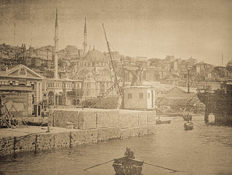 1890'lar Tophane.