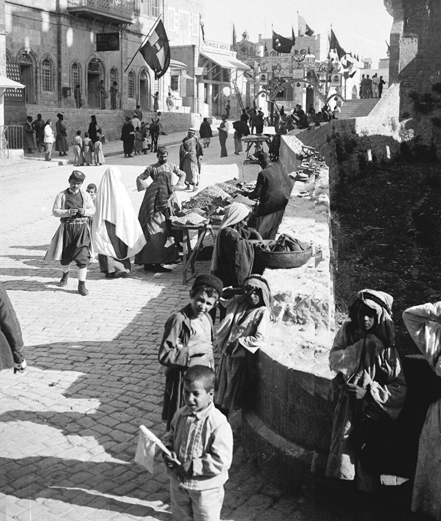 Osmanlı Dönemi Filistin 1898- 1917