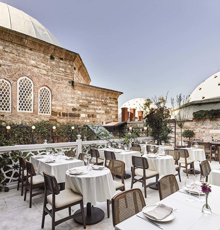 Proje ismini Sultan 1.Murat'ın Cağaloğlu Hamamı'nı yaptırdığı 1741 yılından alıyor.