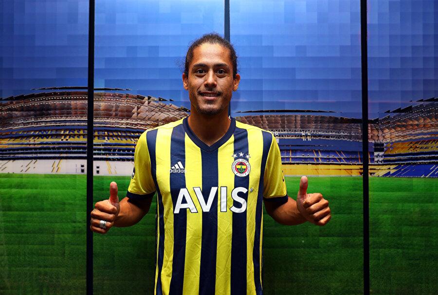 Sergen Yalçın'ın veto ettiği isimlerden biri de Fenerbahçe'ye transfer olan Lemos