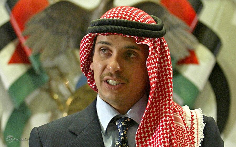 2.Abdullah'ın kardeşi eski Veliaht Prens Hamza.