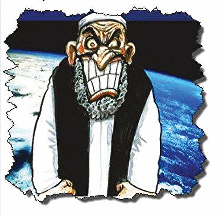 Konuyu çok iyi analiz eden Yahudi entelijensiyası, 1967 ve 1973 Arap - İsrail savaşları sonucunda iyice pekişen Filistin işgalinde düşmanları olan Müslümanları Batının hedef tahtasına oturtmak için çok verimli bir şuuraltı çalışması yaptılar.