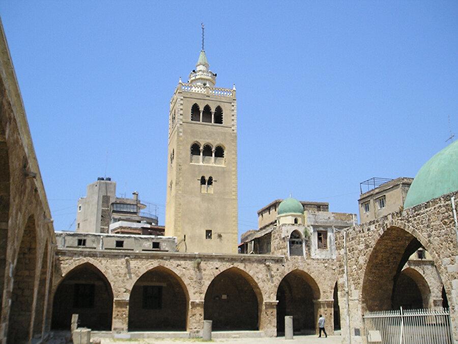Memlûkler tarafından inşa edilmiş Cami-i Kebir.