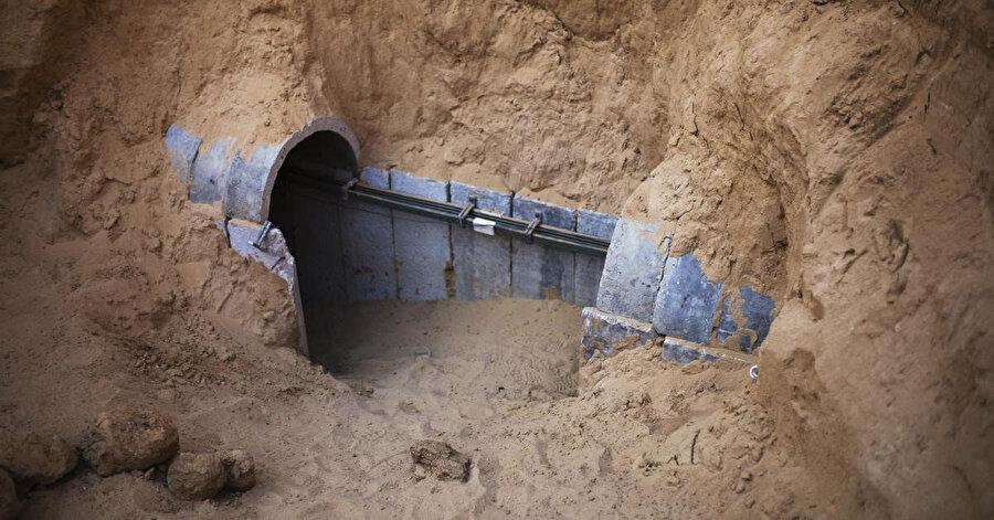 Gazze'ye düzenlediği son saldırıların hedeflerinden birinin bu tünelleri yok etmek olduğunu duyuran İsrail'in amacına ne kadar ulaşabildiği ise merak konusu.