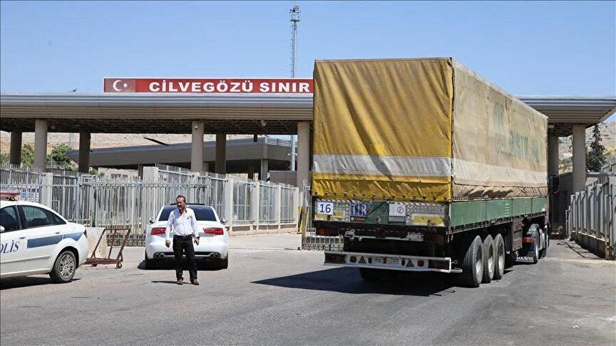 Her ay 1000'den fazla uluslararası insani yardım konvoyunun Suriye'ye gönderildiği tek sınır kapısı Cilvegözü, Rusya'nın itiraz etmesi durumunda yardım geçişlerine kapatılacak.