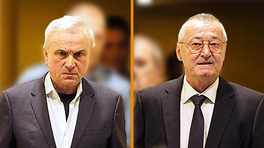 MICT, eski Sırbistan Devlet Güvenlik Şefi Stanisic ve yardımcısı Simatovic'i 12'şer yıl hapis cezasına çarptırdı.