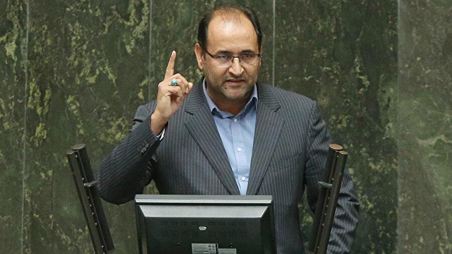 İran Meclisi Ulusal Güvenlik ve Dış Politika Komisyonu Üyesi Celil Rahimi Cihanabadi.