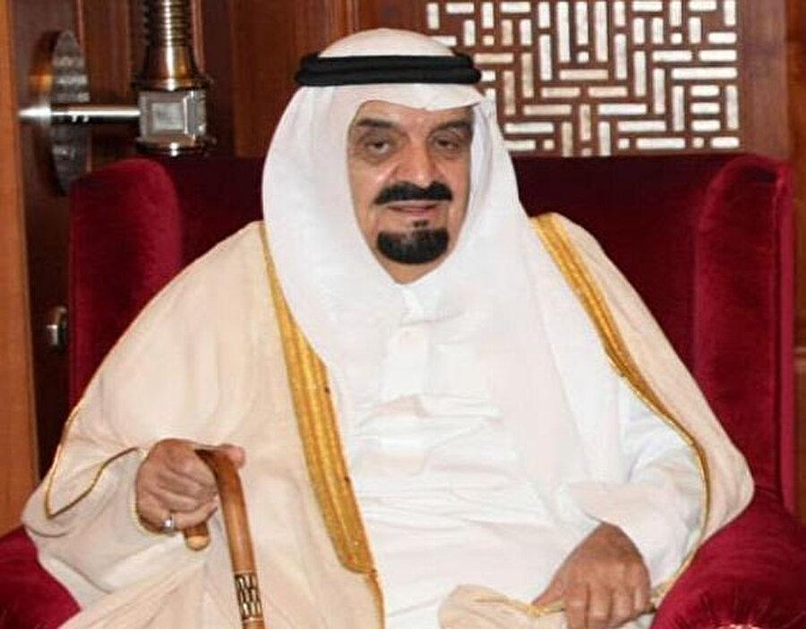 2007'den 2017'ye kadar Sadakat Konseyi'nin başkanlığını yapan Prens Miş'al bin Abdülaziz Âl-i Suud.