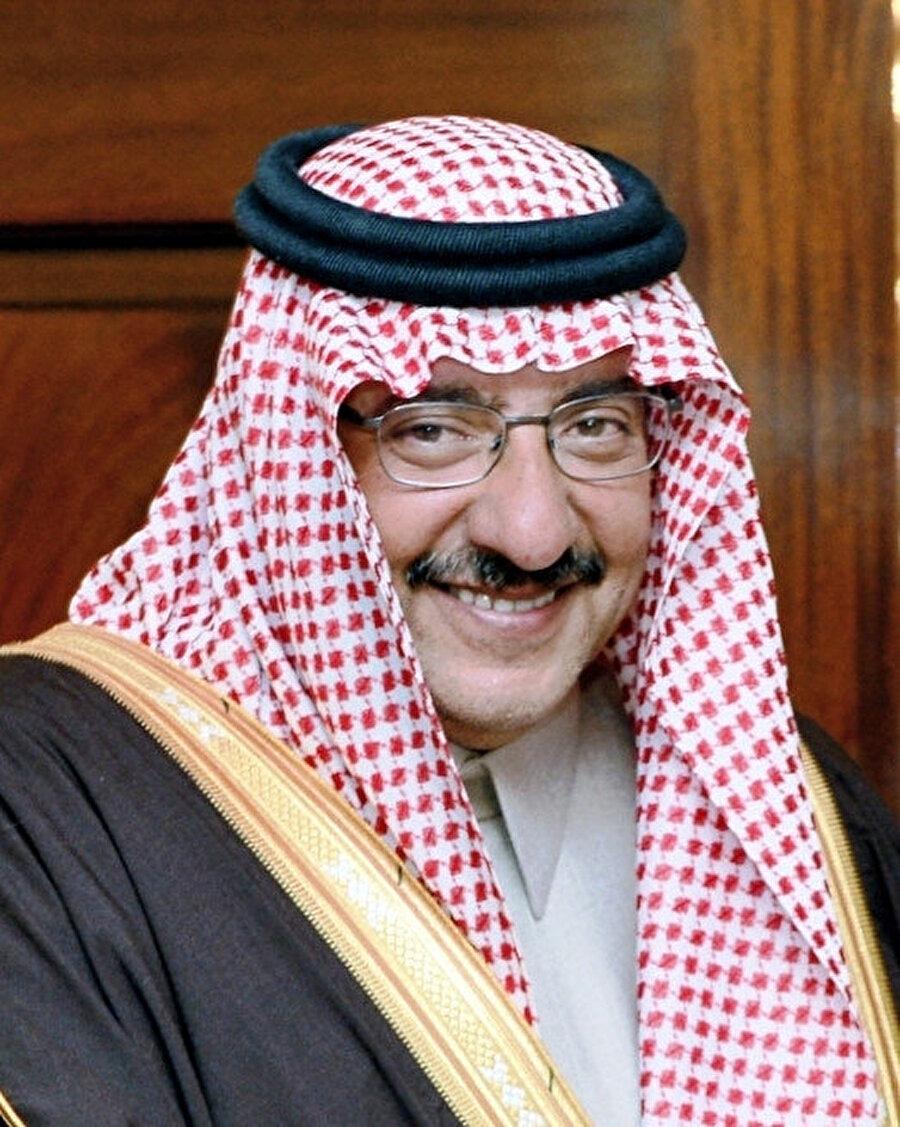 Prens Muhammed bin Nayif.